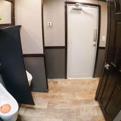 10 Station Elegant Portable Restroom Trailer nice porta potty rental