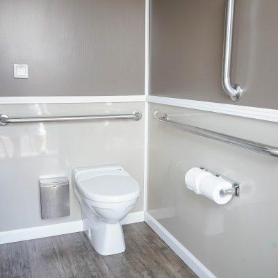 ADA Compliant Portable Restroom Portable Restroom Trailer