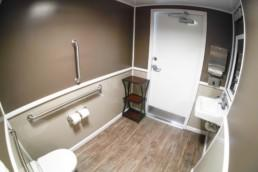 ADA Compliant Portable Restroom