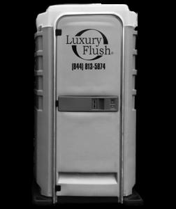 Luxury Plush Standard Porta Potty