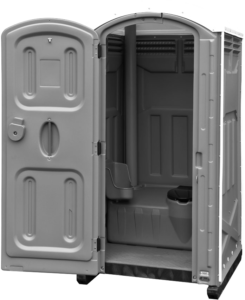 Luxury Flush Standard Porta Potty