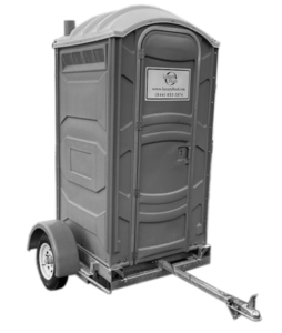 Towable Porta Potty