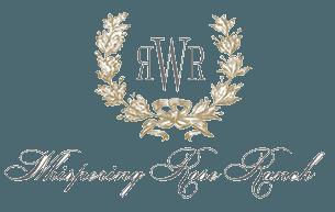 Whispering Rose Ranch nice porta potty rental for weddings