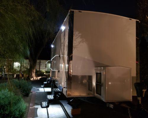 Film Production TV Commercial Movies Portable Restroom Trailer Rental nice porta potty rental
