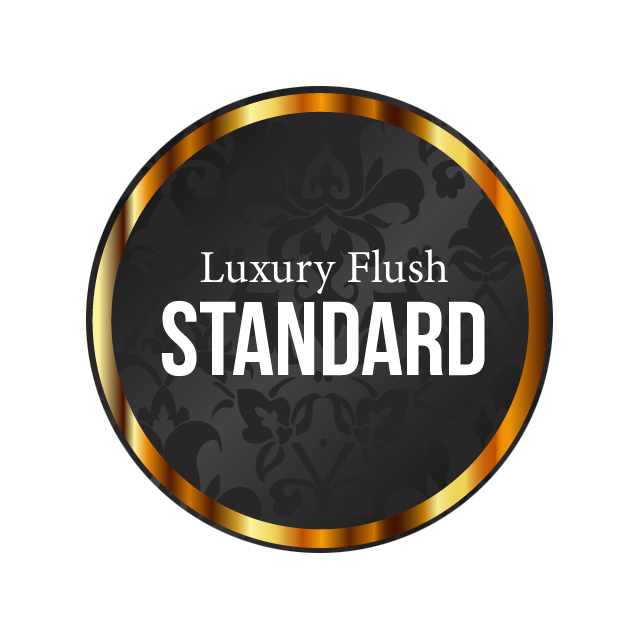 Luxury Flush Gold Packages